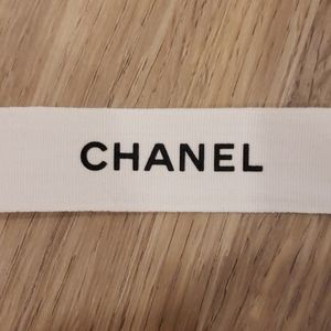 Chanel Ribbon 206 cm